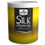 Silk Illusions Metallica - 20Ltrs