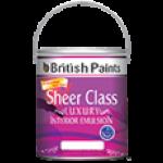 Sheer Class- Luxury Interior Emulsion Paint - 20 Ltr