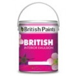 British -Interior Emulsion - 20 Ltr