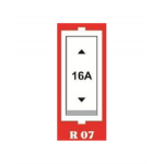 Hosper 16 Amp. 2-way Switch