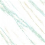 Bianco Square Blue - 600 x 600mm