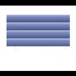 Allura Blue Decor - 300x600mm