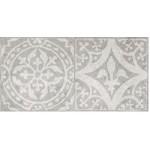 Qutone Athena Gris Decor Wall Tile 600mm x 300mm