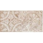 Qutone Athena Crema Decor Wall Tile 600mm x 300mm