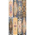 Qutone Faux Taco Decor Wall Tile 600mm x 300mm