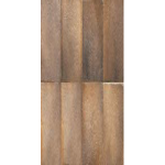 Qutone Taco Brown Wall Tile 600mm x 300mm
