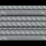 Grip TMT Fe-500 Grade-8mm