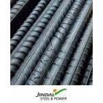 Fe-550 Grade Jindal Panther TMT Bar - 25mm