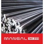 Fe-500 Grade Mangal TMT Bar - 25mm