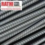 Rathi TMT Fe-500 Grade -25mm