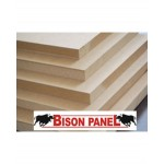 Bison Panel - Bonded Particle Board - 6 mm