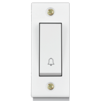 Deluxe 6A. Bell Push Switch