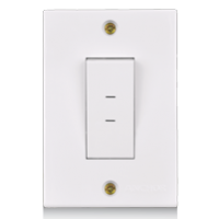 20A, 2 Way Power Switches (2 Fixing Holes)