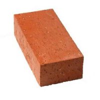 Rajahmundry Light Weight Red Bricks - 9in x 4in x 3in