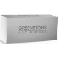 "Greenstone's AAC Brick - 600mmX200mmX200mm (8"")"