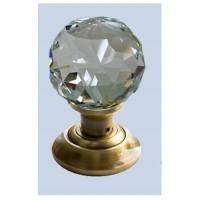 Dorset Crystal Knob - FG