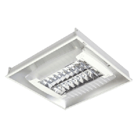 Fluorescent Luminaires Recessed Mounted - Butterfly - CRDIN11236EB/CW