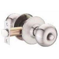 Quba Key less Cylindrical Lock Q-201 -SS