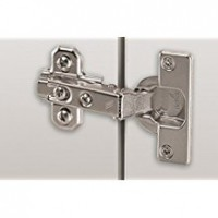 Hettich Slide On 2333 Auto Closing Concealed Hinges - Opening Angle 95 Degree (Panel Thickness 14 - 25mm)