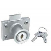 Godrej's New Multi Purpose Lock rev key Ch Plated