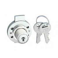 Godrej's Multi Purpose Round Lock - Nickel