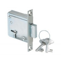 Godrej's Table Lock Left Opening
