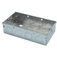 3 Modular Metal Boxes