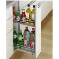 Bottle Pull out for Cabinet 200mm