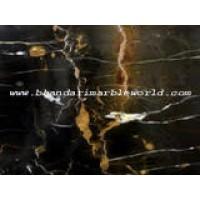 Bhandari Marble World's Golden Black