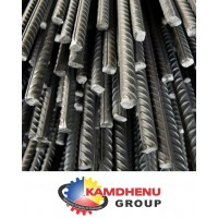 Fe-500 Grade Kamdhenu TMT Bar - 8mm