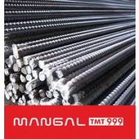 Fe-500 Grade Mangal TMT Bar - 12mm