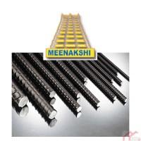 Meenakshi Steel TMT Fe-500 Grade-10mm