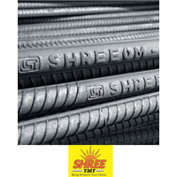 Shree-TMT Fe-500 Grade -25mm