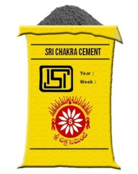 Today's OPC Sri Chakra Cement Price per Bag Online -BuildersMART