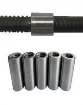Rebar Coupler + Rod Threading - 32mm