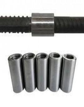 Rebar Coupler + Rod Threading  - 16mm