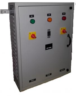 125 KVA AMF Panel