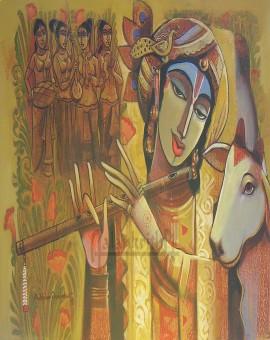 Ahobhilam Prabhaker's Krishna
