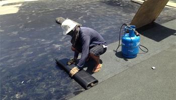 Bitumen sheets for Damp Proofing