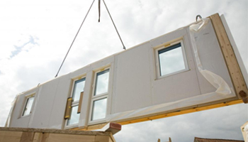 Example of Prefabricated Construction
