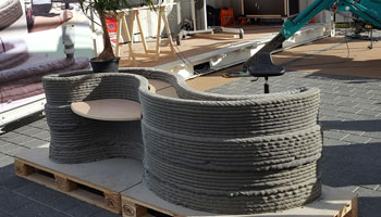 3d printing is still in the nascent stage in the construction industry