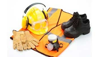Personal protective equipment should be provided and used by every construction worker