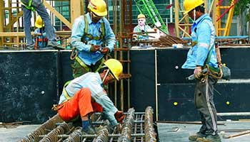 Workers should be made aware of the importance of safety while working in hazardous environments