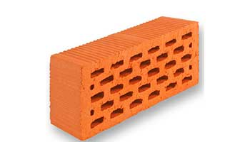 Porotherm bricks have excellent acoustic and thermal insulating properties