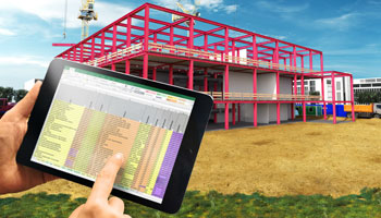 BIM software can be used in any industry related to infrastructure and construction