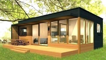 Prefabricated construction is available in all price ranges and is a very viable option for most people