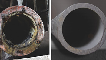 CPVC pipes are highly corrosion resistant and can withstand harsh conditions
