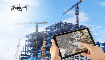 Drones have huge potential in the construction industry