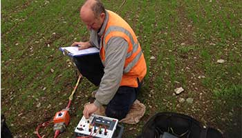 Electrical Earthing Test System