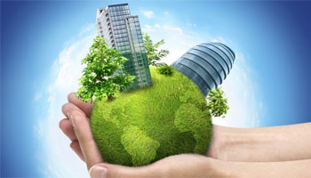Green construction is necessary for sustainable development